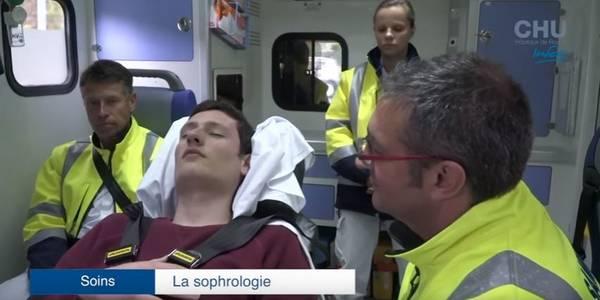 sophrologie dans les services d'urgence
